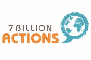 7 Billion Actions