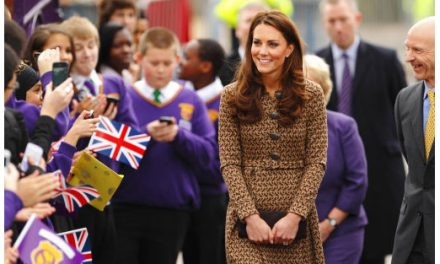 Be Like Princess Kate Middleton: Volunteering Is Great For Your Career