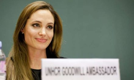 Angelina Jolie: '1 is Too Many'