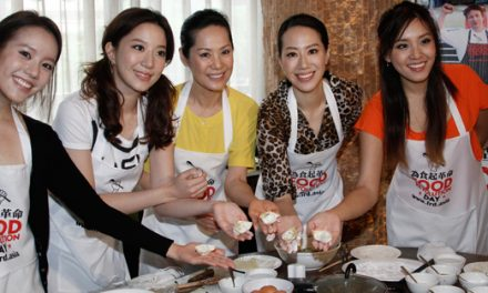 Wang's Family to pass on their family's secret recipe on the Food Revolution Day