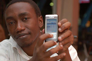 Kenyans Going Mobile to Stay Healthy