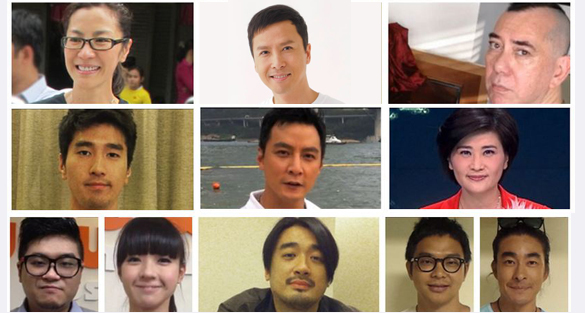 Celebrities from Asia pledge to spend 67 minutes to make a better world on the Mandela Day