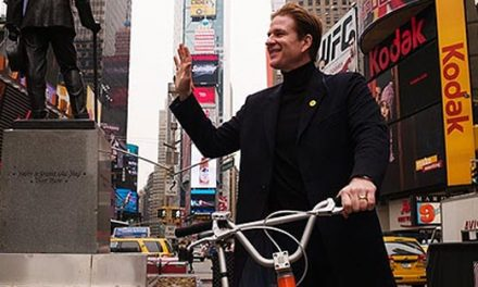 Matthew Modine: Bicycle For A Day