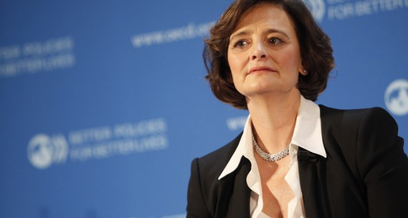 Shameless Idealists: Cherie Blair