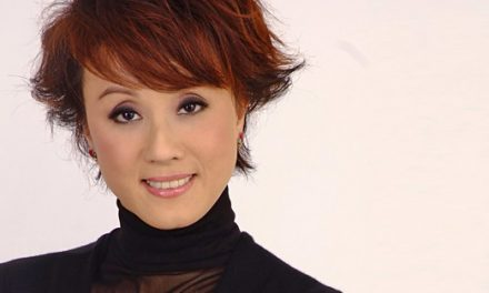 Joyce Koi established charitable funds on her birthday