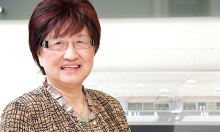 Peggy Lam Pei Yu-dja
