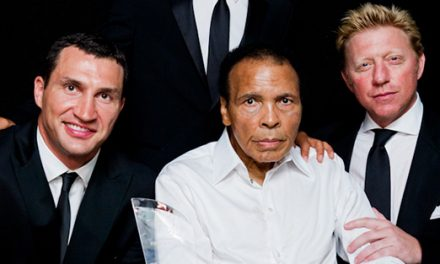 Charity dinner honoring and celebrating Muhammad Ali's lifelong fight for Civil rights, Humanity and Peace