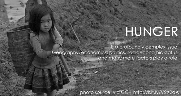 Causes of Hunger
