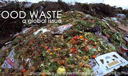 Figure on Food Waste: Global