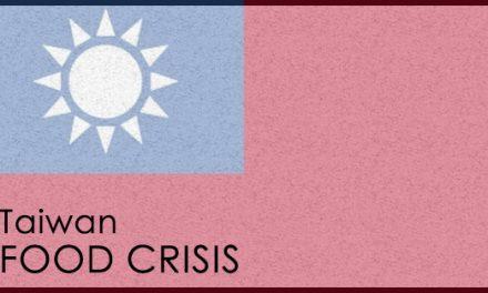 Food Crisis in Taiwan