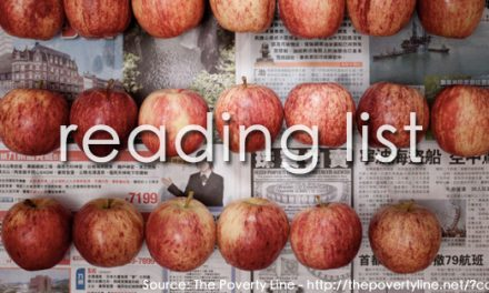 Reading List:Food Waste