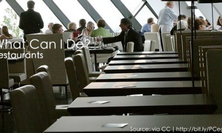 What Can I Do – Restaurants