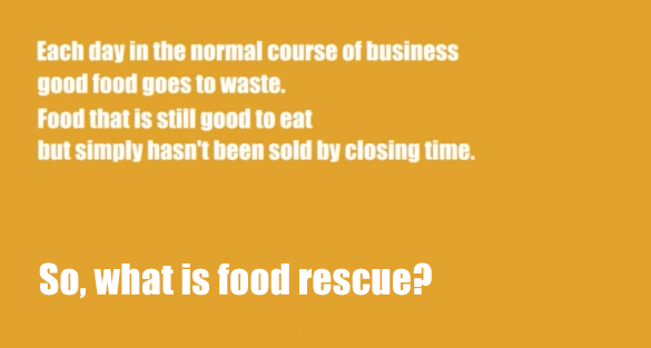 What is Food Rescue?