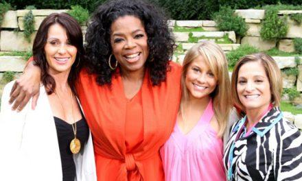 奧花.雲曼(Oprah Winfrey)不求回報的奉獻