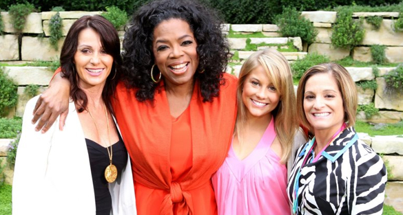 Oprah Winfrey Sends Anonymous Gifts to Military Families