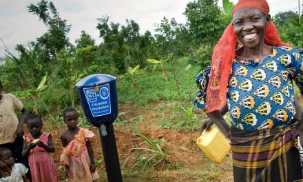 Safe Water Programme Improves Health and Saves Trees