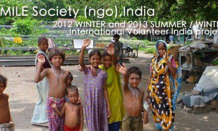 International WorkCamp India (long term ,medium term ,special group camp)