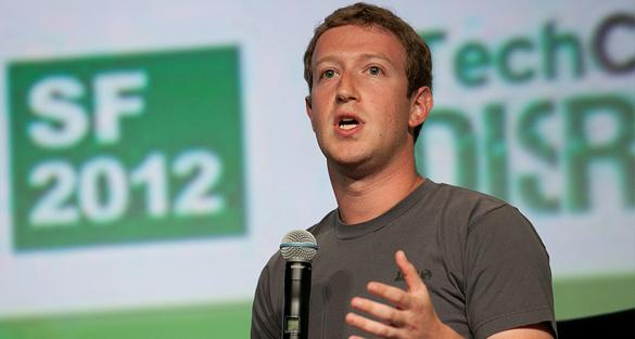 祖克柏捐近5億美元臉書股票做慈善