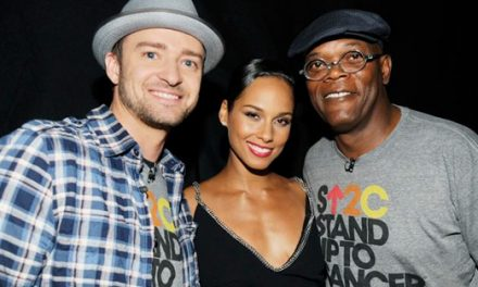 Hollywood Super Stars help to fight against Cancer