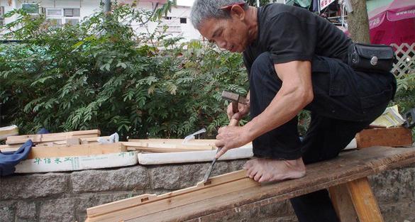 Mr. Hui – The Carpenter