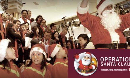 Operation Santa Claus 2012