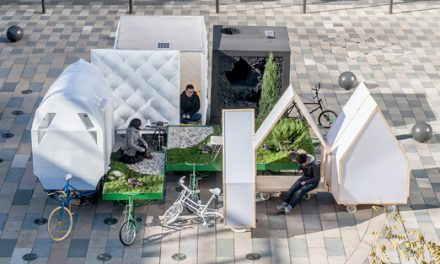 Tricycle House and Tricycle Garden: relationship and the public nature between people and the land