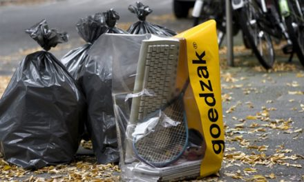 Goedzak: one's trash, another's treasure