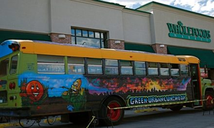 The Super Green School Bus
