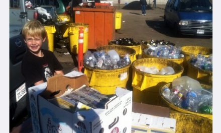 10-Year-Old's Recycling Business Hailed by City Leaders