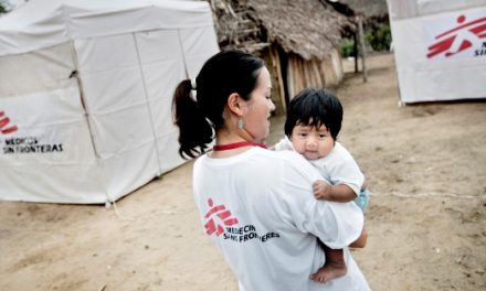 Tasha: braving jungle to bring healthcare