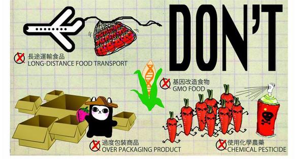 Food Revolution's Tips – avoid-to-do list