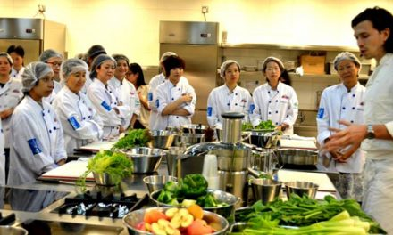 United Nations World Environment Day Program – Think.Eat.Save Cooking Class