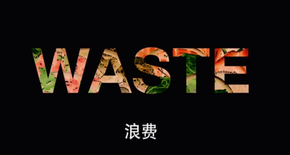 Short Film: WASTE
