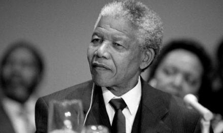 納爾遜•曼德拉 (Nelson Mandela)
