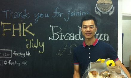 Join FeedingHK to feed more people!