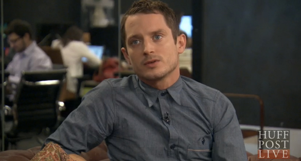 Elijah Wood: Monsanto Is A 'Scary Organization'