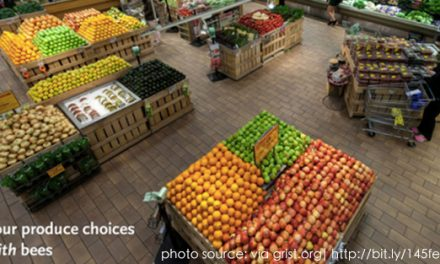 How our supermarkets would look like if all the bees died off?