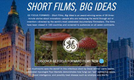 GE: Short Films, Big Ideas