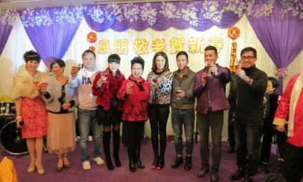 CNY celebration with the elderly