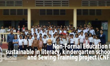 柬埔寨-Flifiy-贊助非常規教育項目