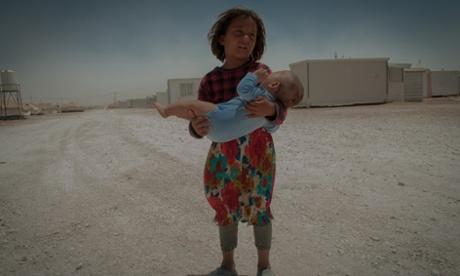 敍利亞難民已達200萬 逾半為難民兒童