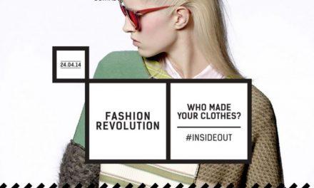 時尚起革命