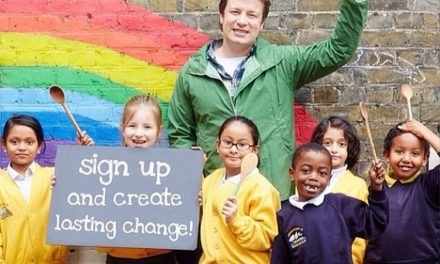 Go.Asia joins Jamie Oliver's Global Campaign for Third Food Revolution Day
