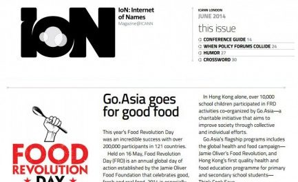 Go.Asia 發起飲食革命