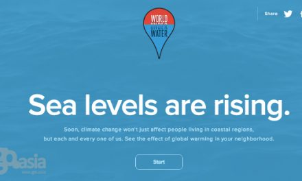 Raise Your Voice, Not The Sea Levels