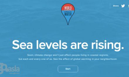 Raise Your Voice, Not The Sea Levels