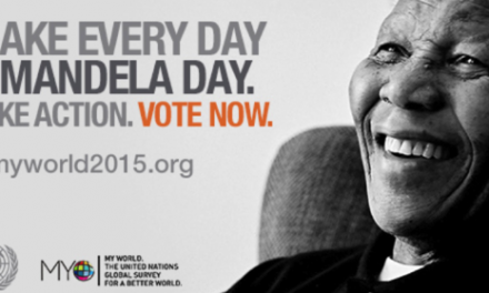 國際曼德拉日 – 2014年7月18 日