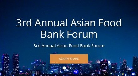 3rd Annual Asian Food Bank Forum