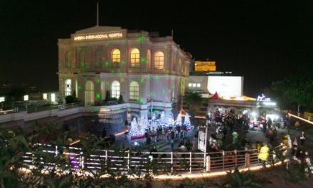 香港-明德國際醫院「燭光聖誕慈善夜」2014 | 12月4日