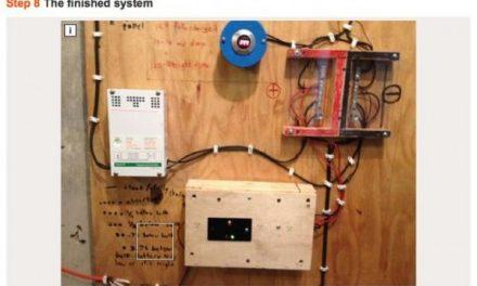 自家製太陽能系統